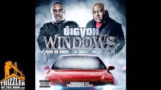 Big Von ft. Keak Da Sneak, The Jacka, Mickey Shiloh - Windows [Prod. Traxamillion] [Thizzler.com]