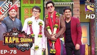 Jackie Chan Tries Bollywood Dialogues – The Kapil Sharma Show - 29th Jan 2017