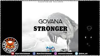 Govana   Stronger Blue River Riddim April 2017
