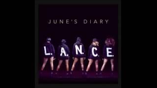 June's Diary -  L.A.N.C.E (Audio)
