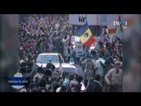 Studioul TVR mobil de la Revoluţia din 1989