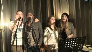 Tanguy, Pistice, Alexandra, Axeela - We Found Love - The Voice van Vlaanderen