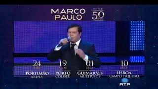 Marco Paulo - Tour 50 Anos (Spot Promoção)