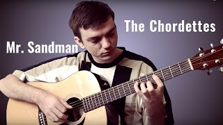 The Chordettes - Mr. Sandman [guitar cover]