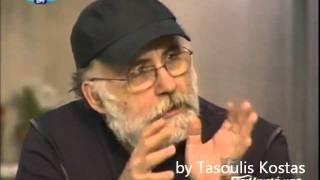 Ο Θάνος Μικρούτσικος μιλάει για τον Δημήτρη Μητροπάνο