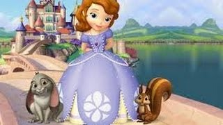 Sofia The First Meal Time