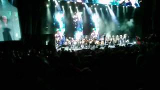 Peter Gabriel Live Solsbury Hill Beginning