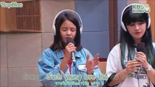[THAISUB/KARAOKE] CLC {SeungSorn} - Paper Hearts