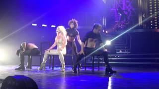 Britney Spears - Do Somethin' (Live at The Axis at Planet Hollywood Las Vegas - October 8 2014)