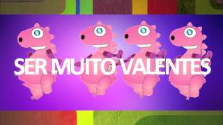 A Dança do Dinossauro (música infantil) - Turminha do Tio Marcelo