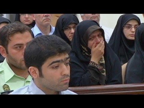 Mossad ajanı Tahran'da idam edildi
