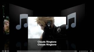 Final Fantasy Clouds Ringtone