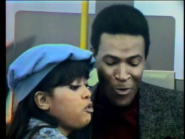 "Video de ""Ain't No Mountain High Enough"" de Marvin Gaye y Tammi Terrell"