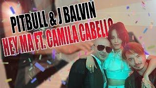 Pitbull & J Balvin - Hey Ma ft Camila Cabello (Official Video) • Cover | PianoplayerMusic