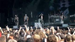 Dimmu Borgir - Puritania  Live @ Soundwave Festival Sydney 27.02.2011