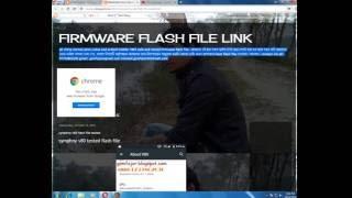 symphny v80 flash file
