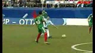 Argentina - Messico 1-0 U20 Wc Canada 2007