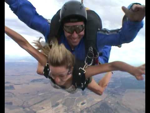 Skydiving across South Africa with AdventureBookings.co.za