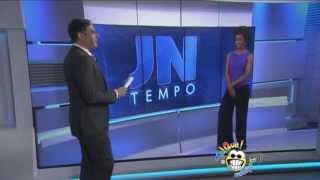 Previsão do Tempo Jornal Nacional 3 -  Paródia Tal Qual Dublagens