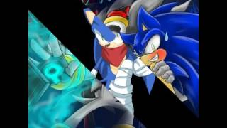 Sonic x Sonica