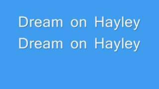 James Morrison, Dream On Hayley (With Lyrics )