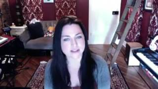 "Amy Lee of Evanescence announces new Evanescence album ""Synthesis"""