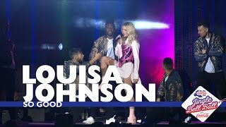 Louisa Johnson - 'So Good' (Live At Capital's Jingle Bell Ball 2016 - Saturday)