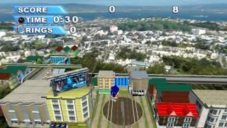 Sonic Adventure Unlimited City Escape rip