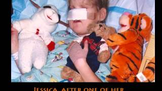 Seeing with my Heart-sung by Jessica Rasmussen, written by Chuck Balkwill Copyright 2010