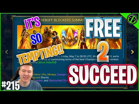 I WANT TO SUMMON SO BAD!! & Account Giveaway Winner! | Free 2 Succeed - EPISODE 215