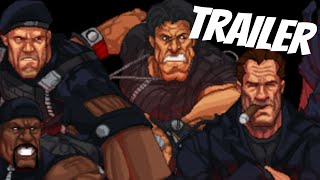 BROS OF 'MURICA  - The Expendabros Funtage Trailer