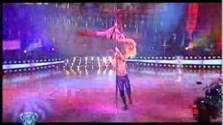 Showmatch 2008 - Sabrina Rojas cumplió una fantasía