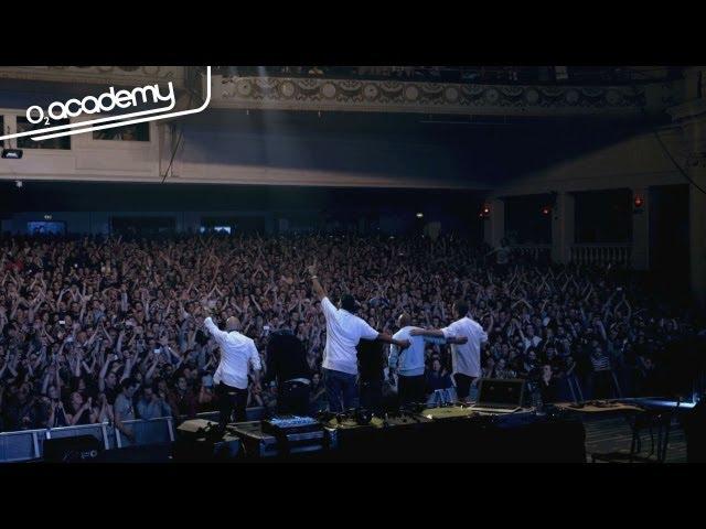 Jurassice 5 Live at Brixton Academy