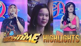 """It's Showtime Miss Q & A: Bela gets jealous of """"Ate Girl"""""""