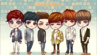 Shinhwa-Perfect Man Cover (BTS) Nightcore
