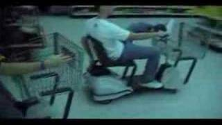 Wal-Mart scooter race - picsorshens - team seum