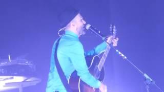 Samuel La luna piena live Alcatraz Milano 18.5.2017