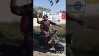 New haryanvi desi dance 2017