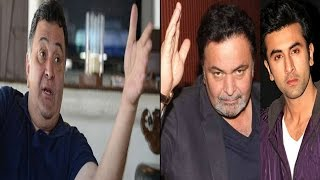 ऋषि कपूर ने रणबीर कपूर को क्यों जड़ दिया चांटा…!! | SHOCKING: Rishi Kapoor Slaps Ranbir Kapoor
