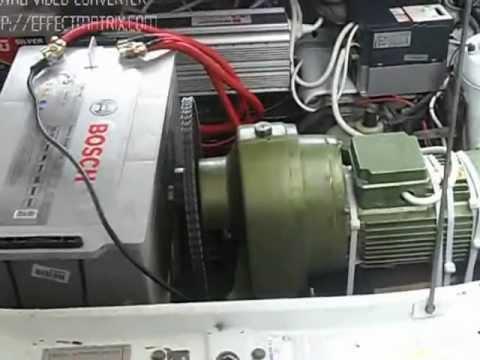 Elektrikli Araba - Made in Turkey ( Kendi Elektrigini Kendi Uretiyor)