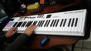 Real Love - Hillsong Young and Free  - Keys cover
