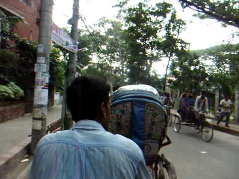 アキーラさん散策49!バングラデシュ・ダッカダンモンディDahka,Bangladesh