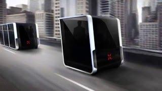 De bus van de toekomst