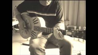 Money For Nothing - Dire Straits - Acoustic Resonator Cover