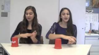 You're Gonna Miss Me When I'm Gone (Cup Song) - Lizzie and Sita