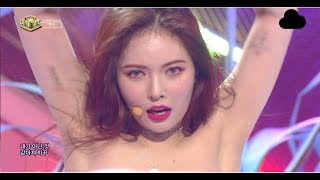 HyunA (현아) - BABE (베베) Stage Mix (교차편집)