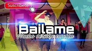 """""""Bailame - Nacho, version super Kumbia GLM """" Zumba 2018"""