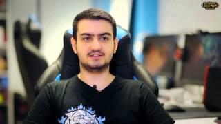 2015 League of Legends TBF Öncesi Dark Passage Röportajı