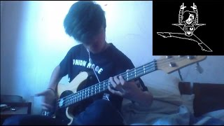 Undertale - Death By Glamour【Bass Cover ByFabian From Chile】