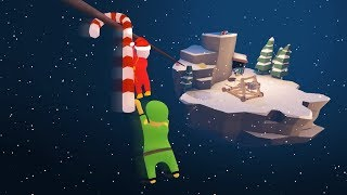 LET GO AND YOU WILL DIE! (Human Fall Flat)
